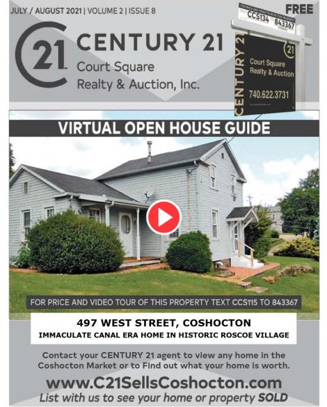 Century 21 Court Square Digital Ebook